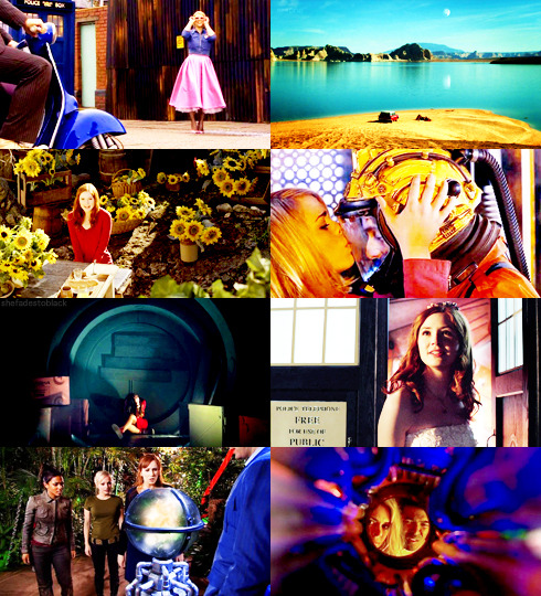 Screencap Meme: Doctor Who → Colours Abound (Req. Anon)