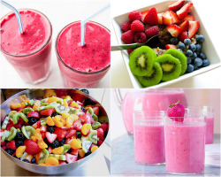 gettingahealthybody:  Eat fruits or drink them.