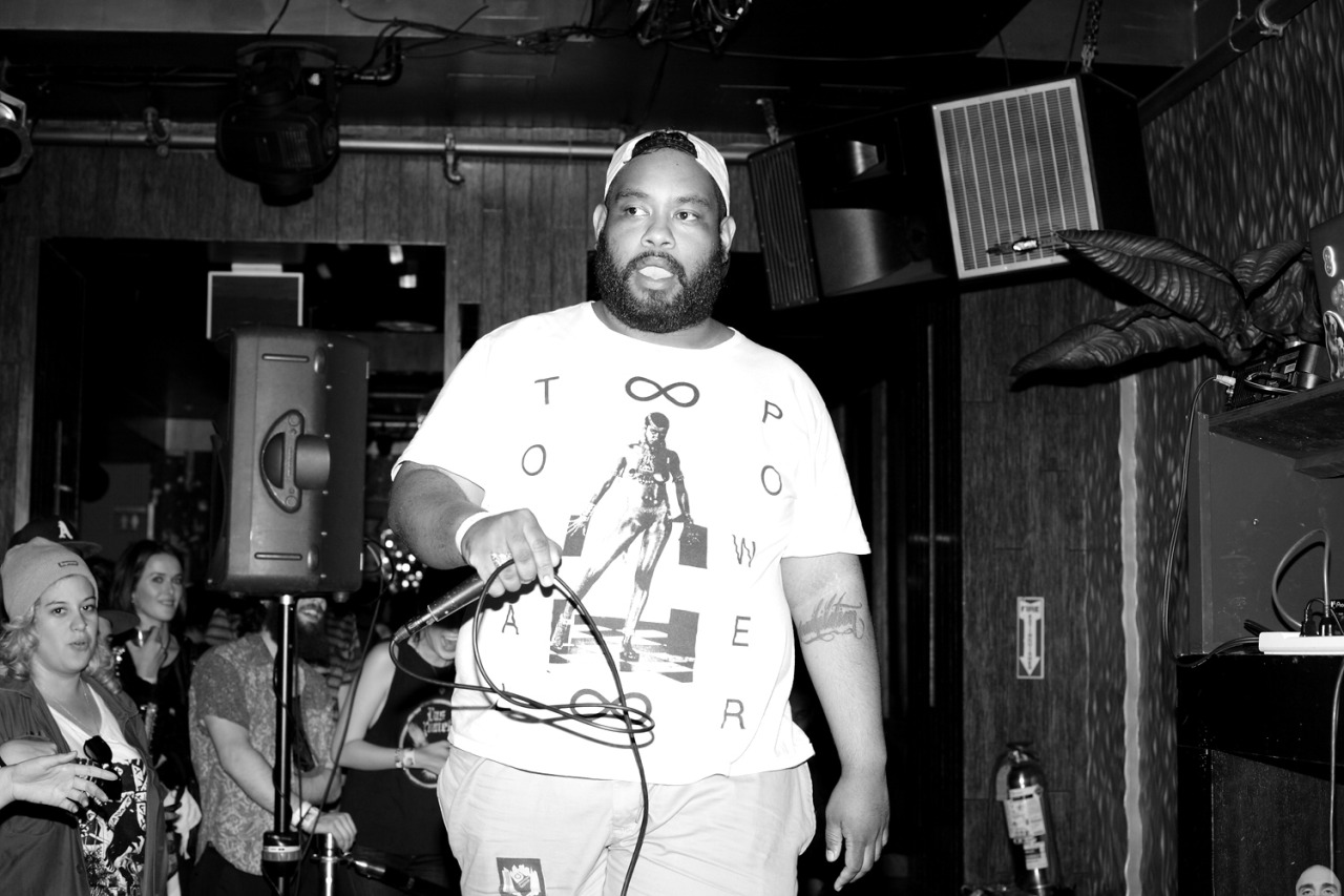 @AAANTWON performing at Element #8