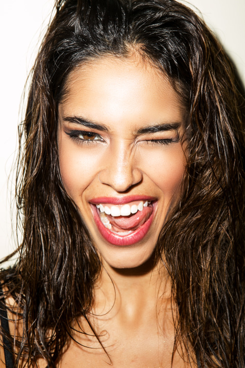 maximilianrivera:  Juliana Herz (Elite Miami) shot by Maximilian Rivera