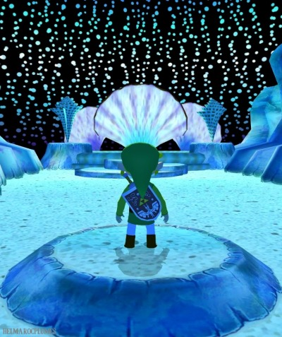 helmarocplumes:   Wind Waker: Great Fairy Fountain 1080p