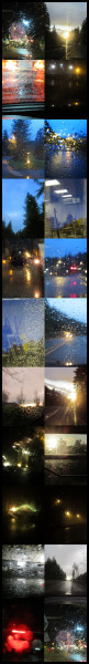 I like taking pictures through rainy glass. Big size - http://tiny-owl.deviantart.com/art/Deluge-371946736?q=gallery%3Atiny-owl&qo=0