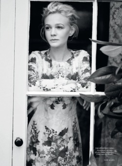 bohemea:  Carey Mulligan - Bazaar UK by Tom Allen, June 2013  So beautiful!