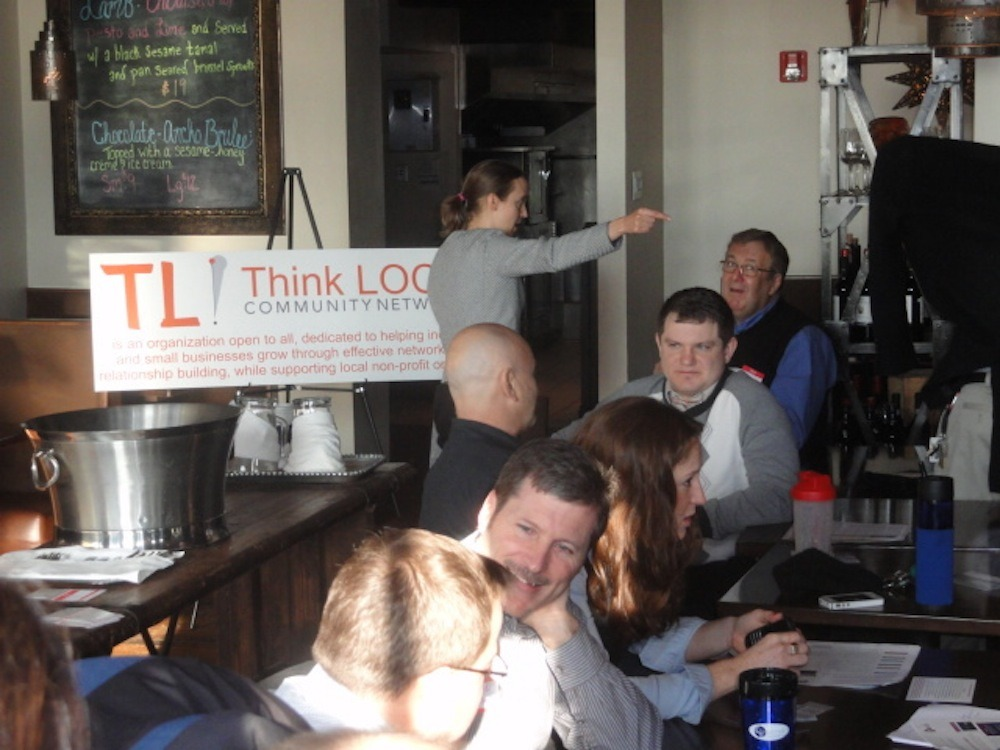 Portland Tuesday Morning Meetup - Think LOCAL! - Think LOCAL! Community Networking Meetup Group, Portland, ME