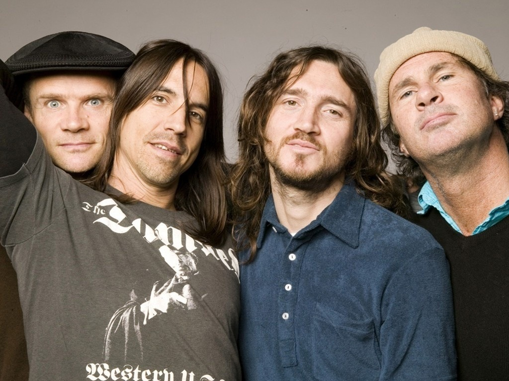 xkryptonianx:  Red Hot Chili Peppers