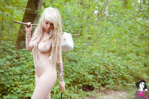 "suicidegirls:  Cane in ""Vagabond"""