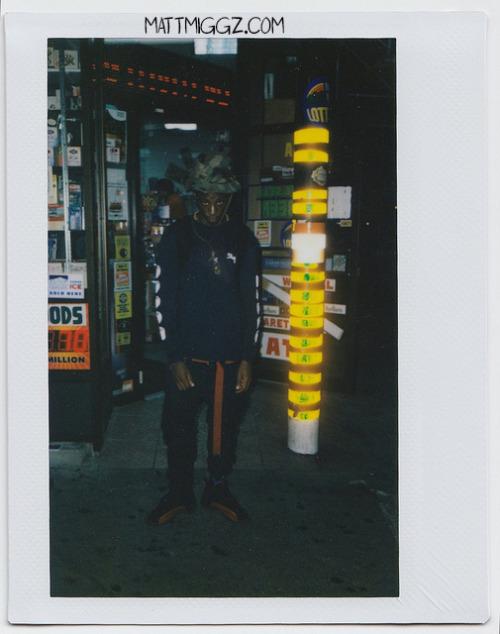 Joey Bada$$, NYC