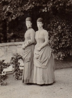 Royal sisters