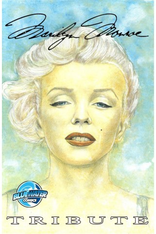 ITEM OF THE DAY: BLUE WATER COMICS MARILYN MONROE TRIBUTEby Tori Coyne http://bit.ly/17n7T5o