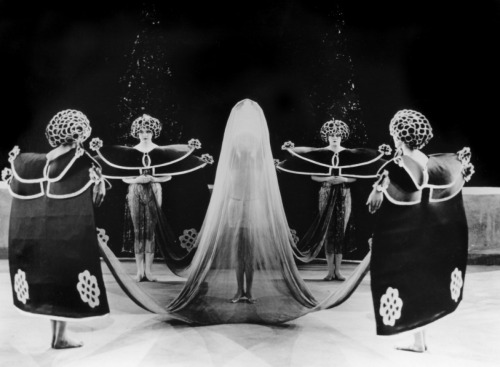 still from Salome, Charles Bryant