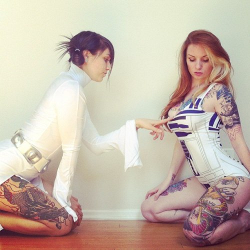 Accurate reenactment of events transpiring on The Tantive IV, 0 BBY.