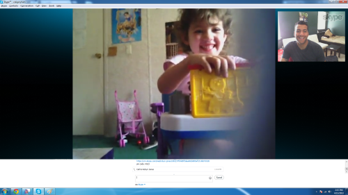 Skype date April 13, 2013