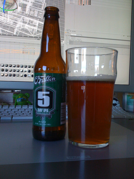 5 Day IPA At WorkPosted from:  IL, USA
