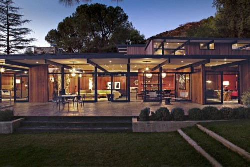 homeandinteriors:   La Cañada Mid-Century by Jamie Bush & Co.