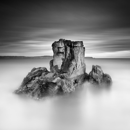 Photo of the Day: 'Stone face' by Pawel Klarecki.  Ballycastle, Pan's Rock , Co.Antrim, Rathlin Island (North Coast) - Northern Ireland.   This photo is available to buy from only €25 at http://www.lokofoto.com/photos/1382