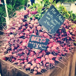 beets #farmersmarket#portland#local#paleo#eatclean#cleaneating#local#hollywood (at Hollywood Farmer's Market)