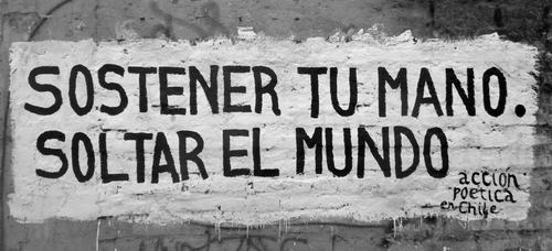 esterotodestino:  Acción Poética | via Facebook en We Heart It. http://weheartit.com/entry/61575932/via/camilayeah