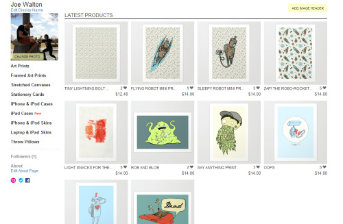 Right now you can get free shipping when you purchase any of my prints!  Hurry! This promotion expires on May 12th!!  Click the picture to go to my shop!