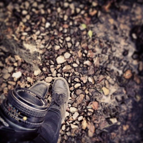Adventure times #drmartens#chinon