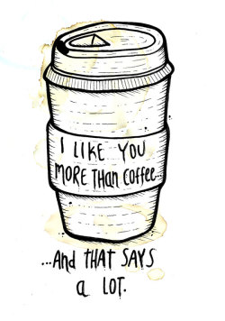 intooishun:  Coffee Thoughts - Cut by Nate Coonrod