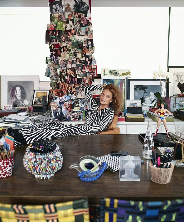 10 Minutes With: Diane von Furstenberg,...