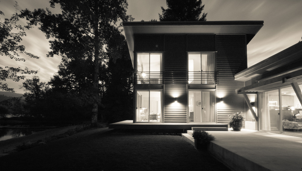 twin lakes | terrace night ~ erich remash architect