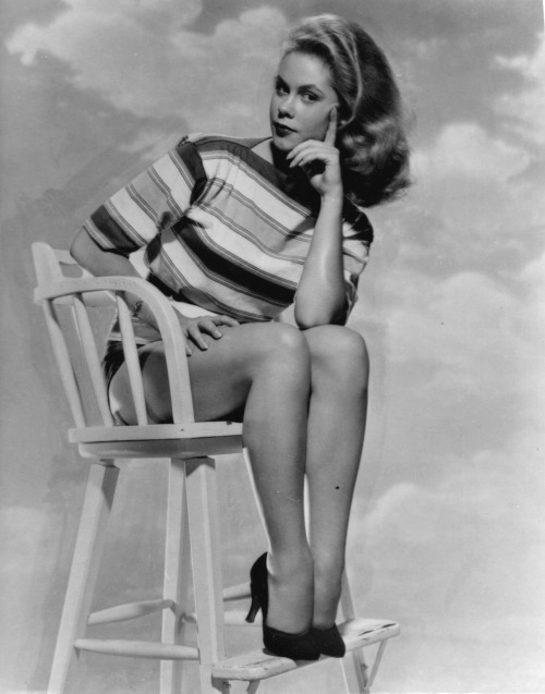 somewheredowningeorgia:  Happy Birthday Elizabeth Montgomery, 15 April