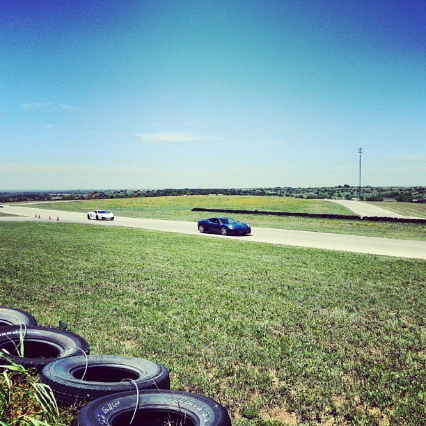 Its a BEAUTIFUL day at MSR Cresson!  #XtremeXperience #supercars