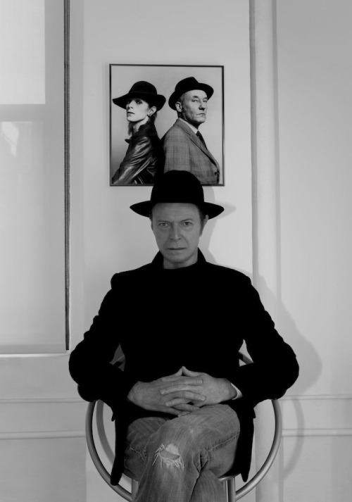 tellyourchildren:  Birthday Bowie.