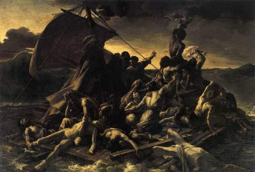 The Raft of the Medusa Théodore Géricault1818-19