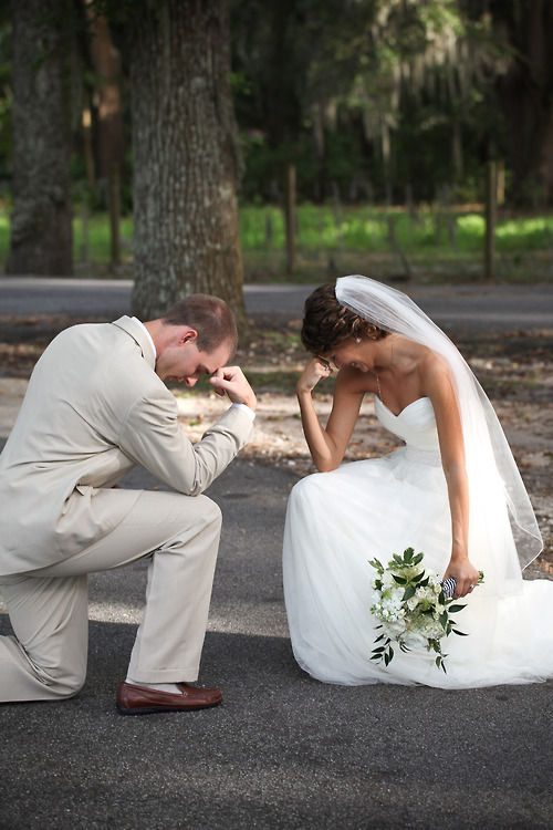 Wedding-bowing