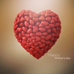 Happy #Mothersday with #cinema4d & #aftereffects