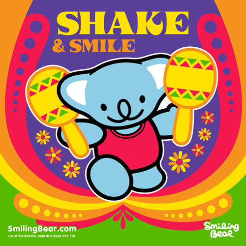 smilingbear:  Shake & Smile – It's A Bear Booty Beat!http://bit.ly/SB_SHAKE