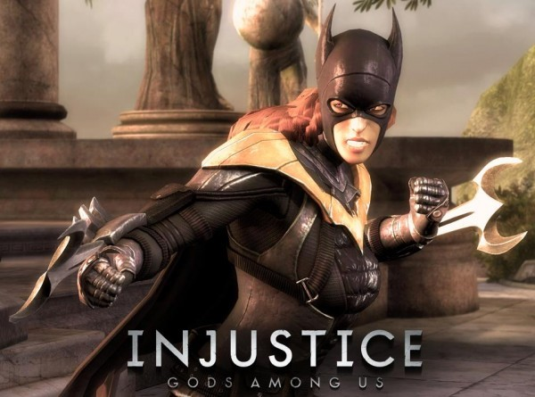 brain-food:  Batgirl Confirmed as Second Injustice: Gods Among Us DLC Character