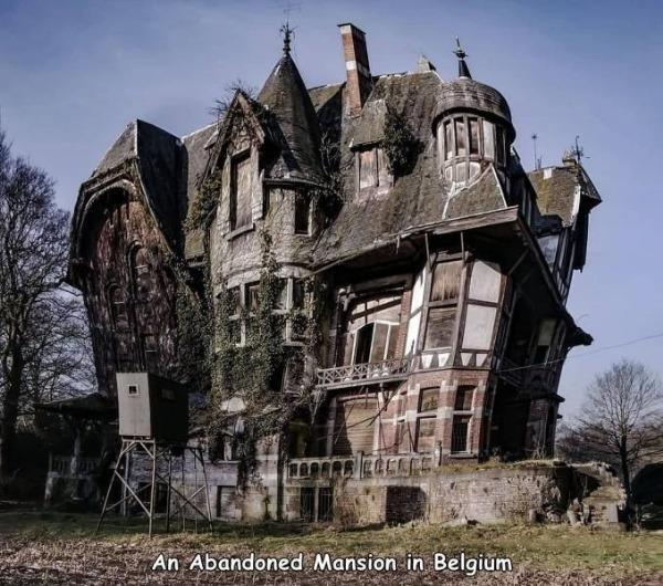 #abandoned#mansion#house#belgium