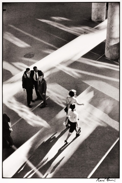 "René Burri ""The way of light"", Rio de Janeiro, 1960 From Book: René Burri Photographs"