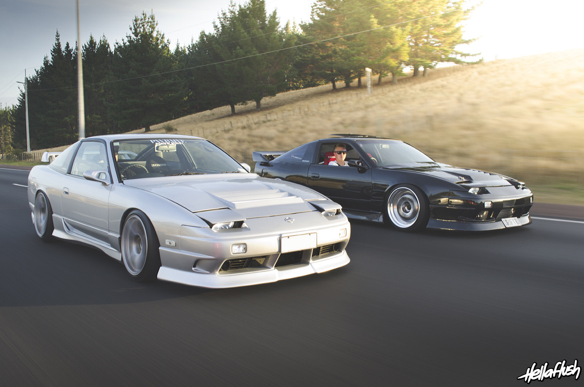Hellaflush: NZ DRIFTO