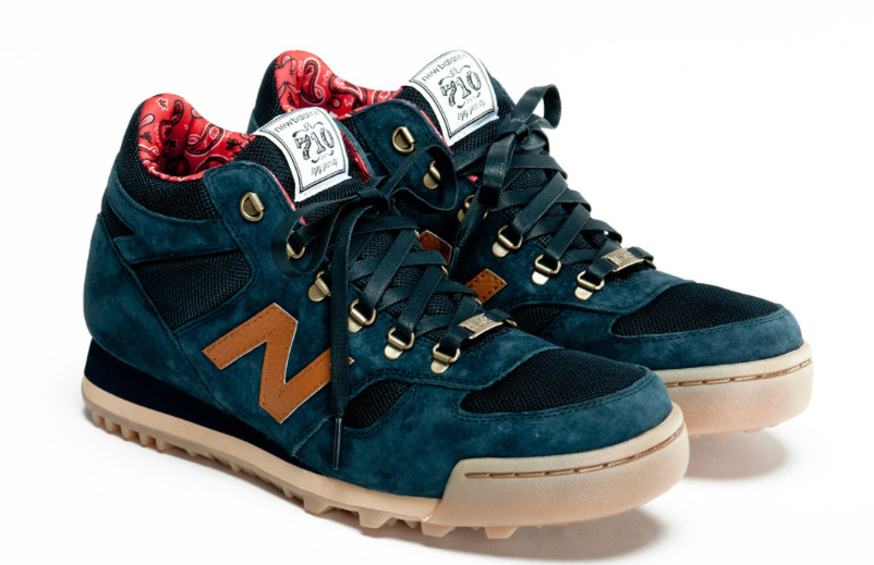 theclassyissue:  Herschel Supply Co. x New Balance Collection  I'd wear em'