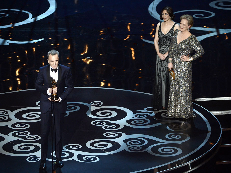 nparts:  Daniel Day-Lewis accepts the Best Actor award for Lincoln. (Photo by Kevin Winter/Getty Images)More: http://natpo.st/XzvSrs