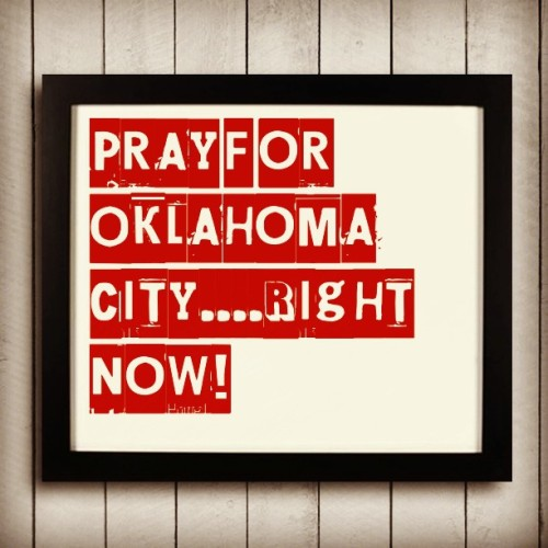 Please pray for the families affected by this tragedy…. #prayforOKC #praynow
