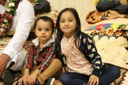 The Cuties! Tongan/Chilean niece & neph.