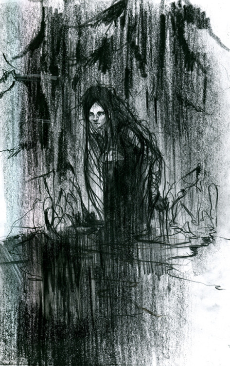 Sketch, dark… by ~smokepaint