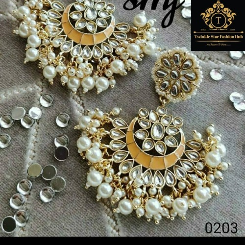 #jewellerydesign #jewellerylovers #jewellery#fashion#fashionblogger#necklaceinstragram #necklacefashion #necklacefashionjewelry #necklaces #bridal #weddings #partygirl #partywear #indiangirls #indian #love #women #girls #earringsfashionjewelry #earrings Are u intrested in buying this products ?   DM/Whatsap/ Msg 👉👉9867857356/9664537956👈👈.  #lowestprice than other store.    *** ₹ 499 *** ****Cost including Shipping charges ****  ****COD Available ***** ****No Hidden Charges****  **Limited Stock** All color available. (at Malad) https://www.instagram.com/p/CDePvikpw8o/?igshid=2pc4oexloqxu #jewellerydesign#jewellerylovers#jewellery#fashion#fashionblogger#necklaceinstragram#necklacefashion#necklacefashionjewelry#necklaces#bridal#weddings#partygirl#partywear#indiangirls#indian#love#women#girls#earringsfashionjewelry#earrings#lowestprice
