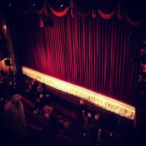 Last night at The Heiress #nyc #broadway