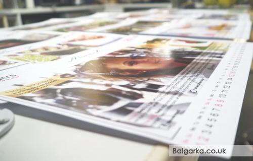 Bloggers World Calendar 214 - The Blog of one Balgarka.co.uk