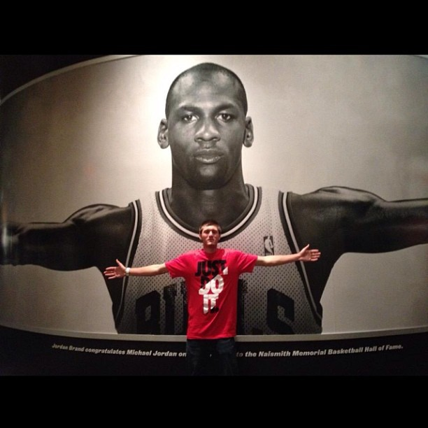 Me and MJ have wings. #Michael #Jordan #MJ #Wings #Retro #MichaelJordan #Basketball #NBA #HallOfFame #JustDoIt #Nike #Shoes