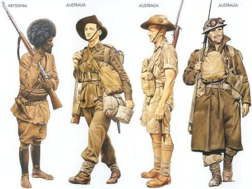 Dutch army ww2 uniforms