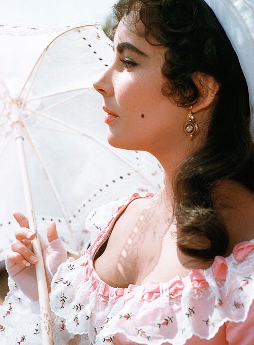 Elizabeth Taylor for Raintree County