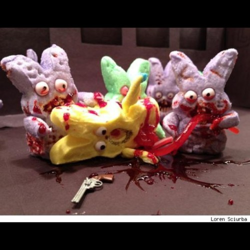 Happy Easter! #walkingdead