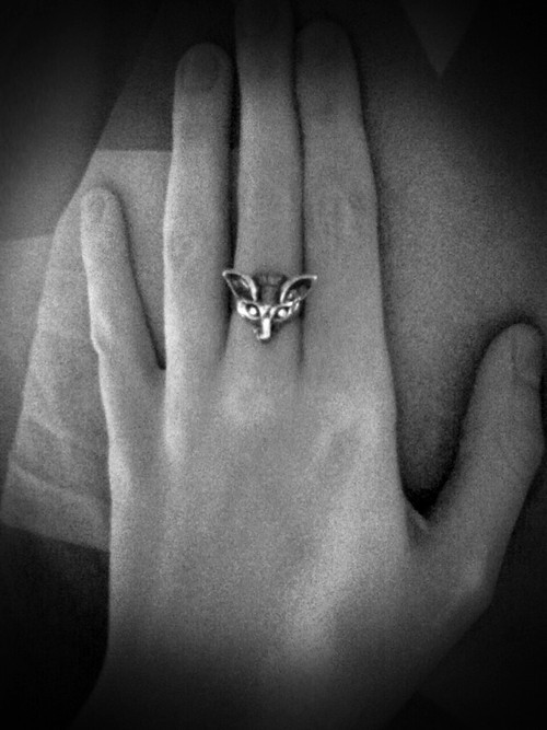 New ring, woo!